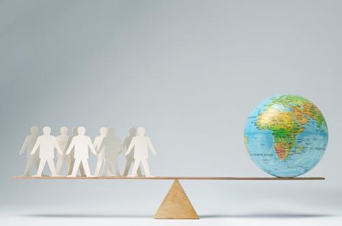 Futuro do mundo atitude coletiva e individual